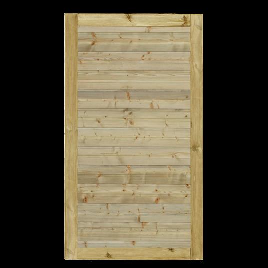 Plus Plank Einzeltor 100x163cm f. rechts/links Anschlag
