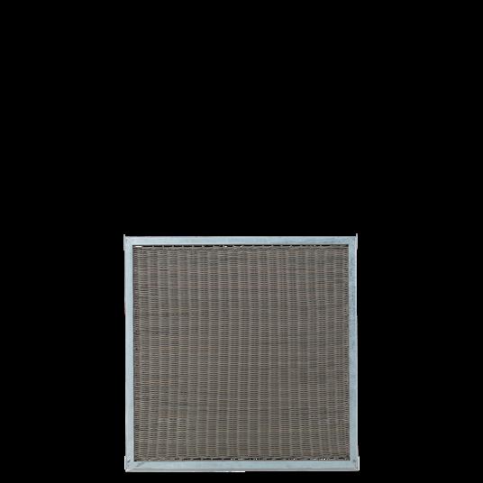 Plus CUBIC Modul-Element m/Polyrattan 90x90 cm