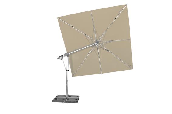 doppler Pendelschirm PROTECT 300 x 300 cm