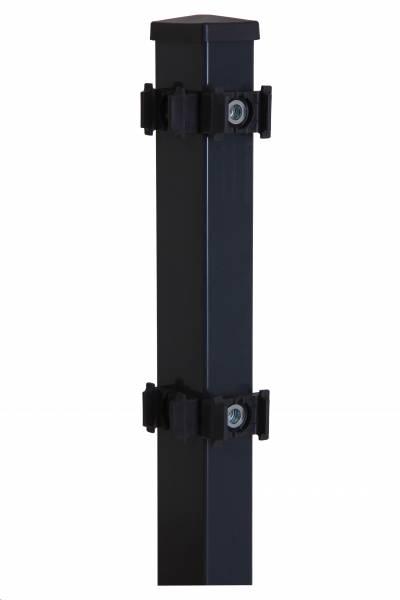 Kunststoffkappe für Zaun- und Eckpfosten 40 x 40 mm