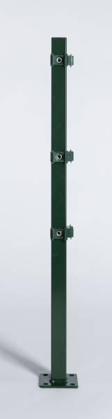 Eckpfosten mit Montageplatte 90 cm