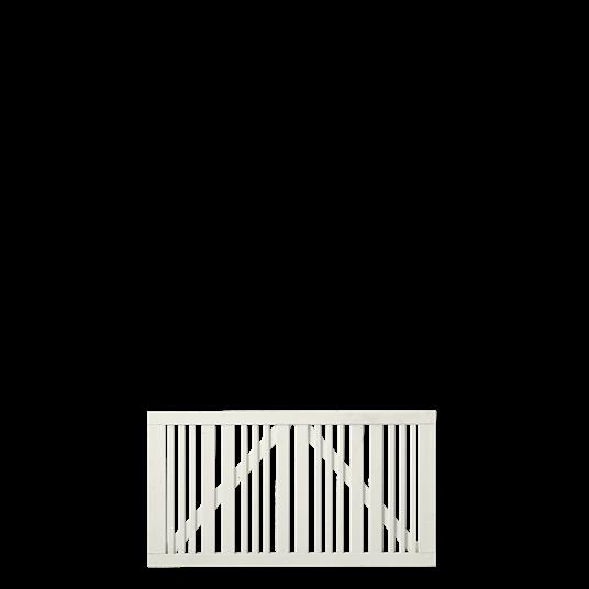 Plus Classic breites Tor - 150×80 cm