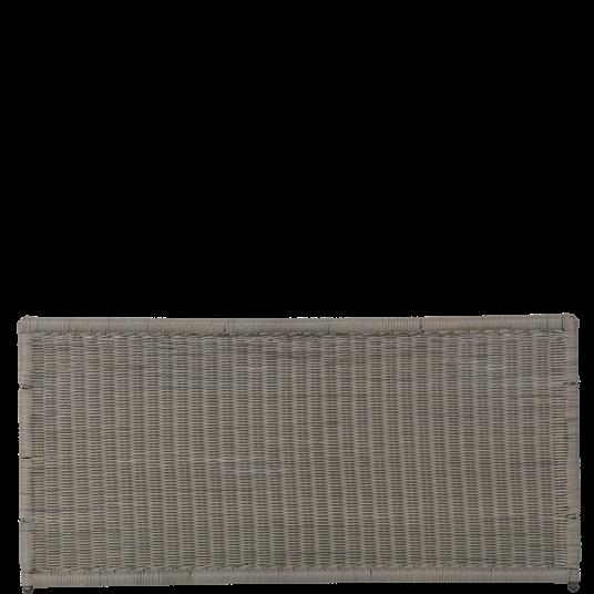 Plus Trend Vorgartenelement 150x72cm Graubraun