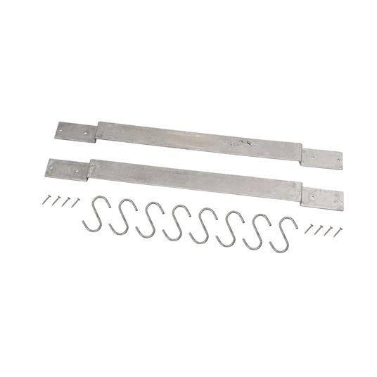 Plus Stahlbügeln für Port-Elemente