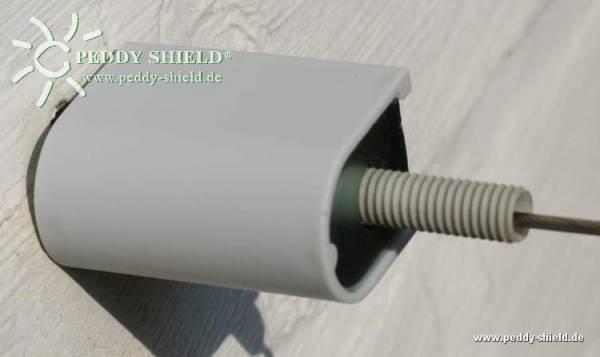 Einfacher Bausatz Universal mit 7 m Edelstahlseil
