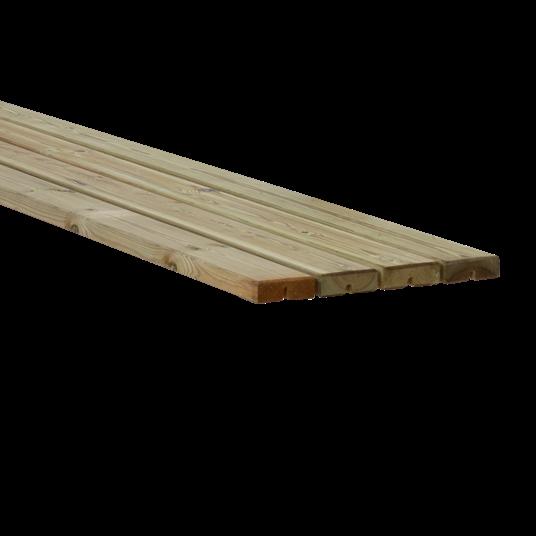 Plus 4 Stck. Möbelplanken 42x116mm x177cm - KDI