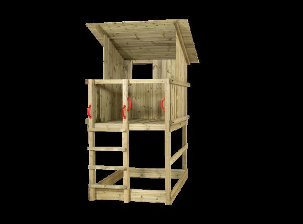 Plus Play Spielturm m/Dach