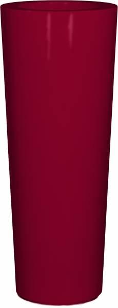 PREMIUM KONUS Pflanzgefäß - rubinrot