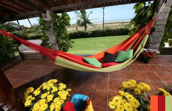 Tuch Hängematte - Brasil Comfort Premium Bahia