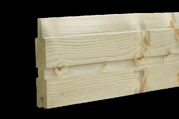 Plus Plank Profil-Brett 25x140mm x177cm