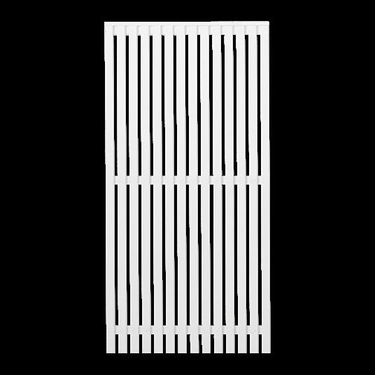 Plus Tokyo Element 90x180 cm - weiss grundiert