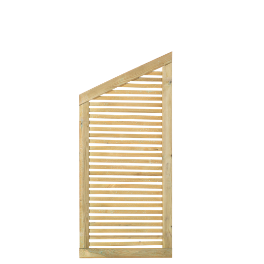 Plus Silence Stufenblende 64x140/110 cm