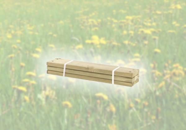 3 Stück PIPE Planken