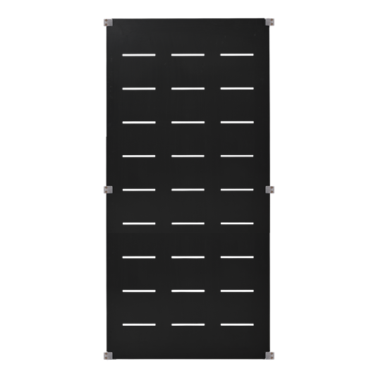 Plus Futura Deko inkl. 6 Beschläge 90x180 cm