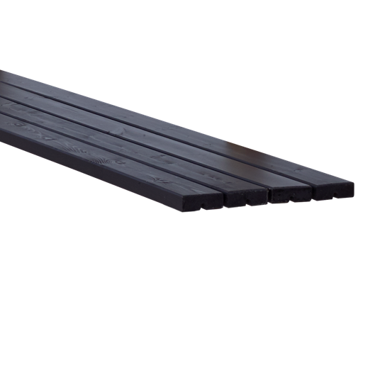 Plus 4 Stck. Möbelplanken 42x116x2070 mm - KDI