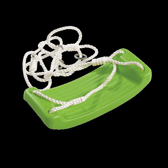 Plus Plast Schaukelsitz o/Beschläge - grün