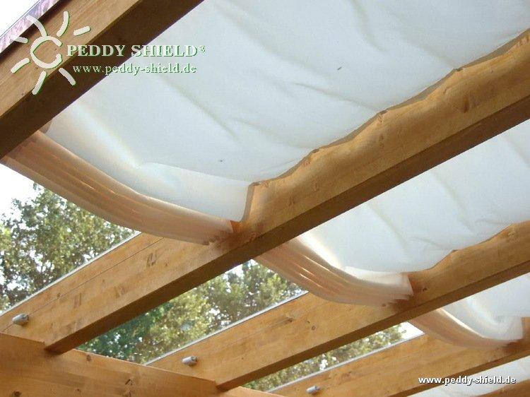 sonnensegel in seilspanntechnik sonnensegel holidaygarden. Black Bedroom Furniture Sets. Home Design Ideas