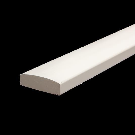 Plus Handlauf aus Kernholz - Länge 209 cm