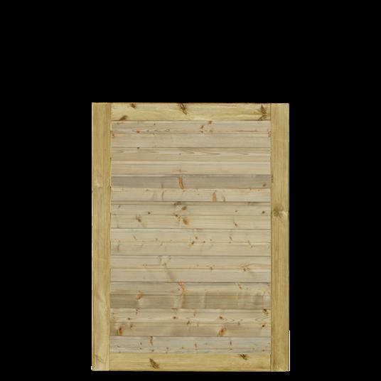Plus Plank Einzeltor 100x125 cm f. rechts/links Anschlag