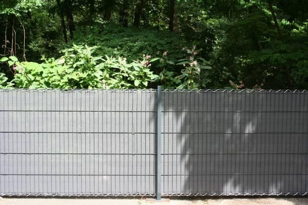 Sichtschutz HDPE anthrazit (RAL 7016)