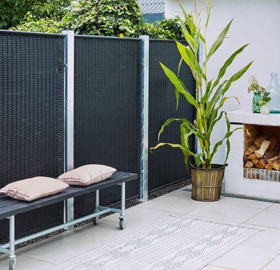 Plus Trend Terrassenelement 117,2x170cm